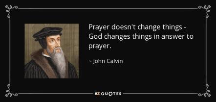 Prayer changes me 6